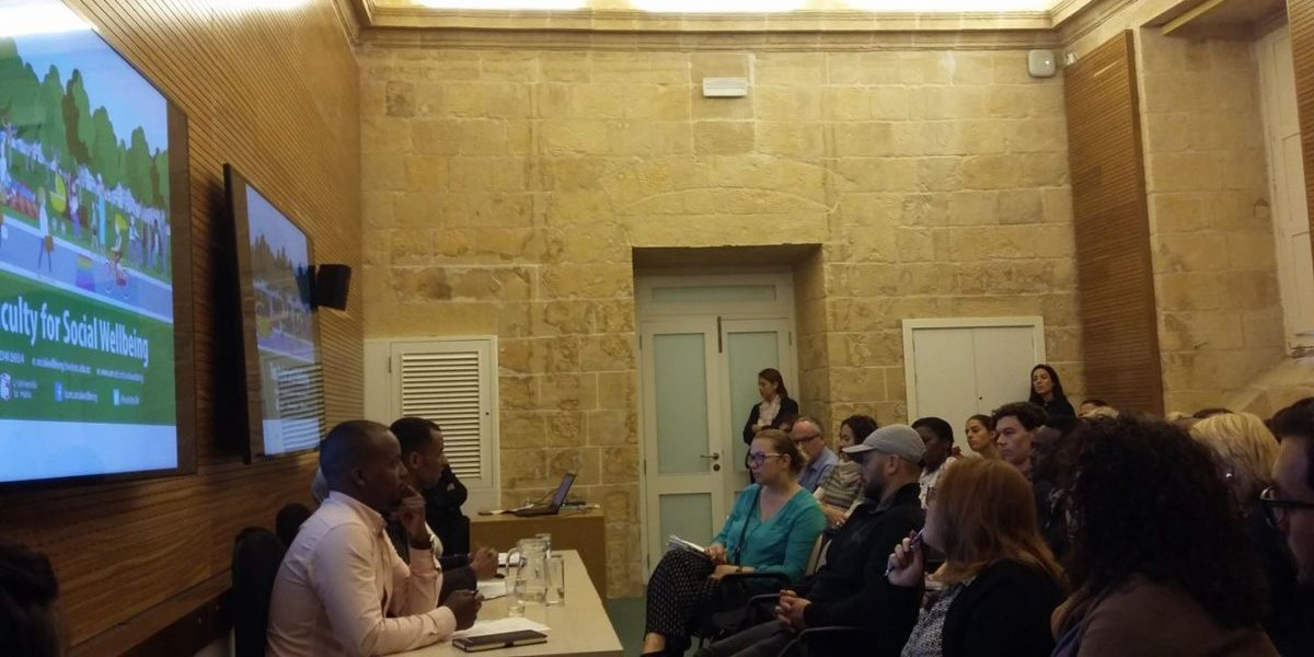 Beyond Refuge: Integration of Refugees and Asylum Seekers in Maltese Society. A conference organized by the Faculty of Social Wellbeing in collaboration with JRS.