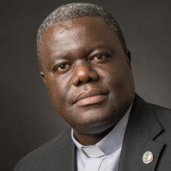 Fr José Minaku SJ