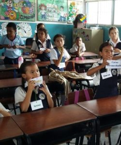 JRS classes in Venezuela