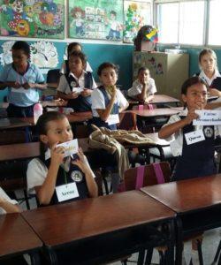 Des cours JRS au Venezuela.
