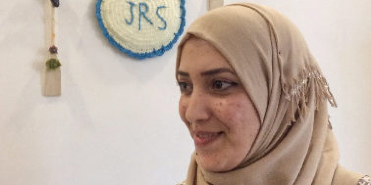 Zozan looks back at the days in Al- Hasakah. She was a student doing her engineering studies when war broke out.