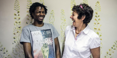 'Duo for a Job' provides mentors that help migrants and refugees with professional skills and finding work in Belgium.