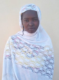 Souadatou, monitora del CPC del JRS en Garoua Boulai.
