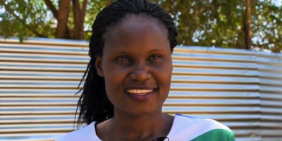 Dorothy works as Psychosocial Counsellor for JRS Kampala, Uganda.