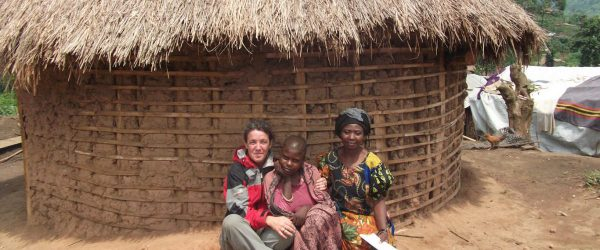 Sr Ines served with JRS in the Democratic Republic of Congo for over three years.