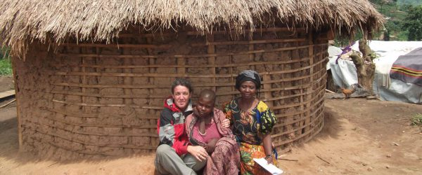 Hna. Inés sirvió con el JRS en la República Democrática del Congo por más de tres años.