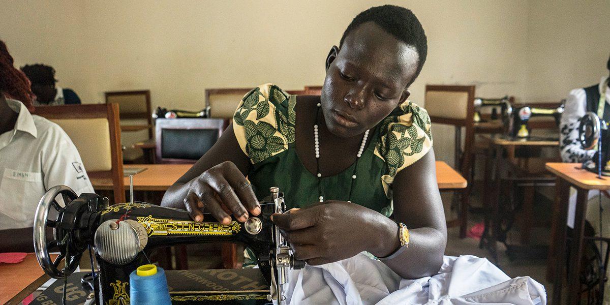 JRS Uganda Livelihood programmes